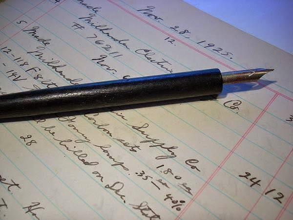 Do not pressure on Pen