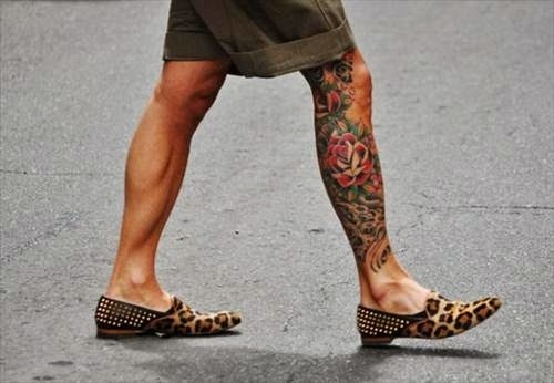 Check How Legs of Men Defines Personality
