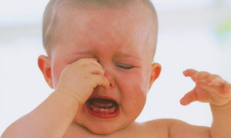 Child Crying too Much