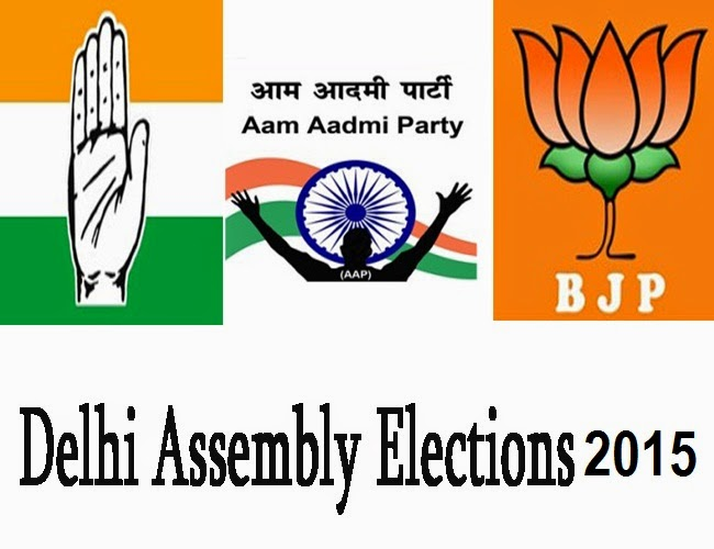 Delhi Assembly Election 2015