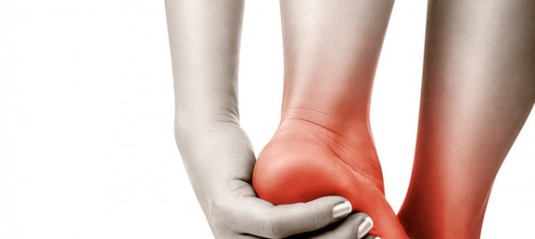 Feet and Back Pain