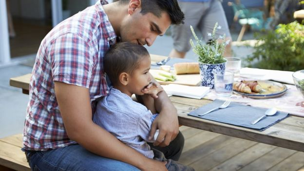 Fathers Influence on Children