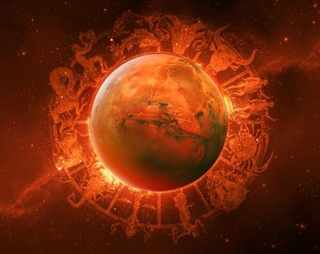 Mangal planet