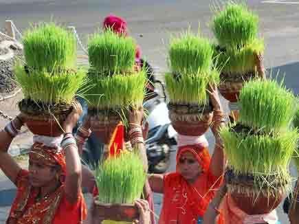 Jwara During Navratri
